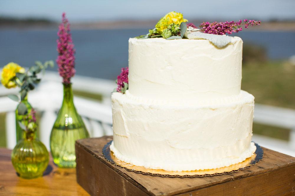 Cinco de Mayo Themed Wedding | Wedding cake