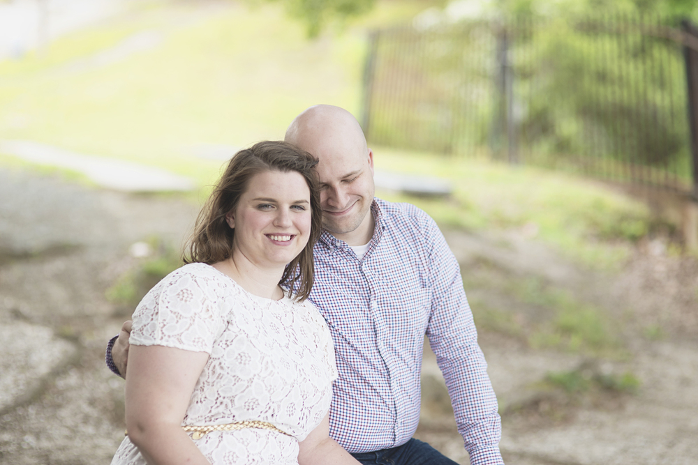 Summer engagement session | Lions Bridge, Newport News, Virginia