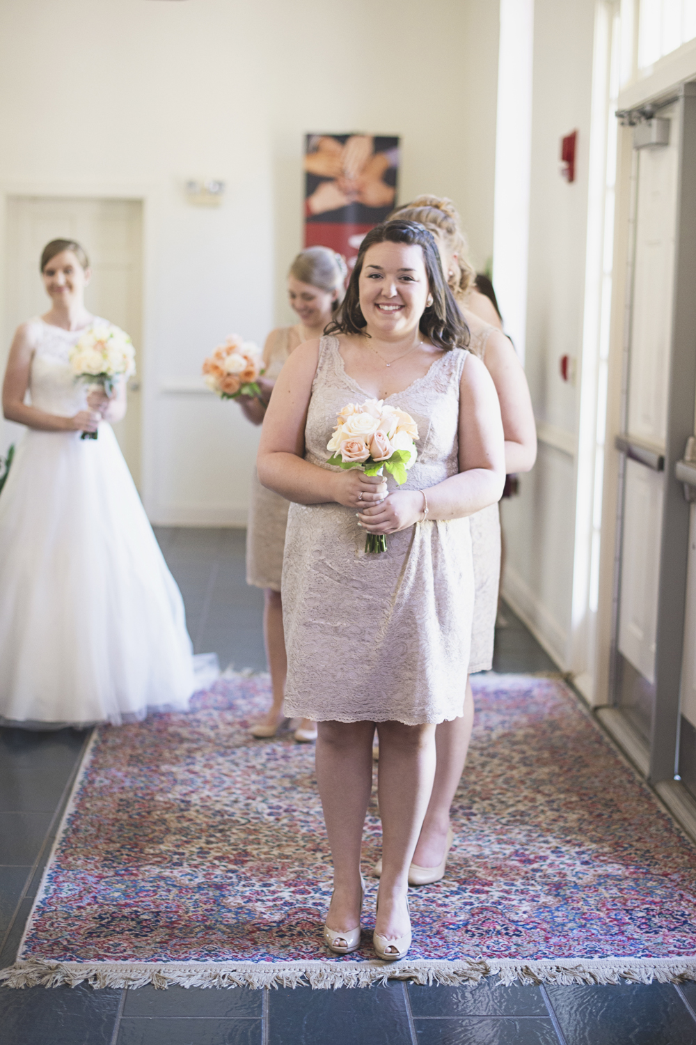Walnut Hills Baptist Church Wedding in Williamsburg, Virginia | Wedding ceremony