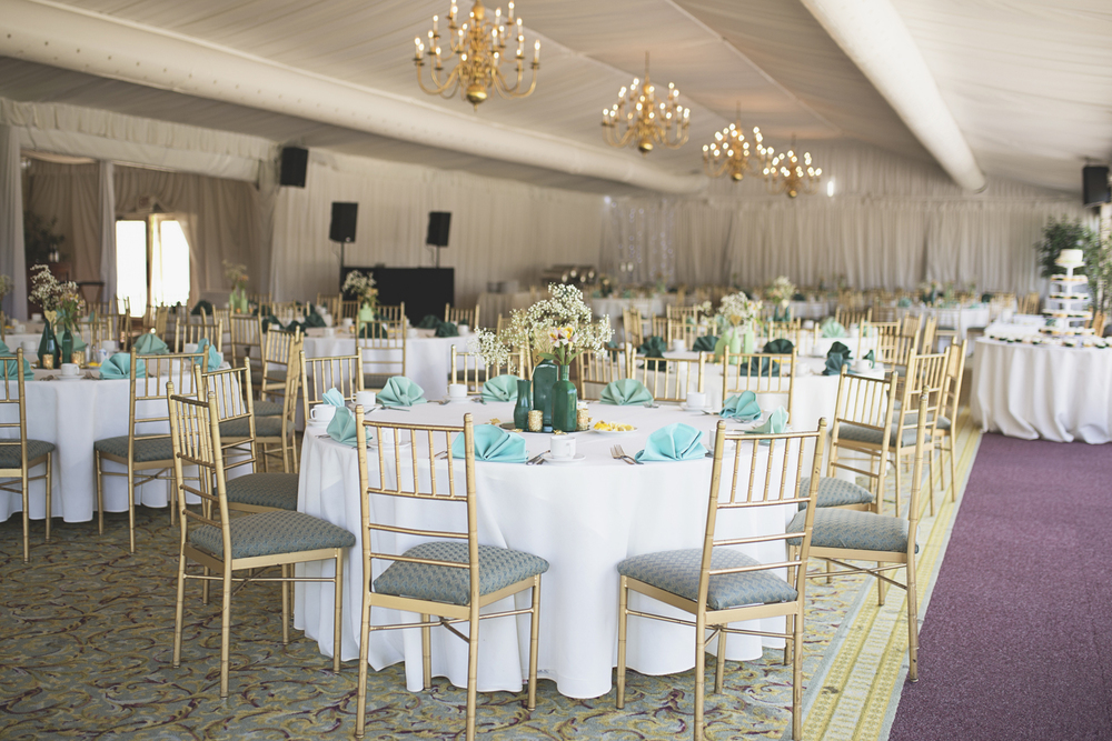 Ford's Colony Country Club in Williamsburg, Virginia | Wedding Reception