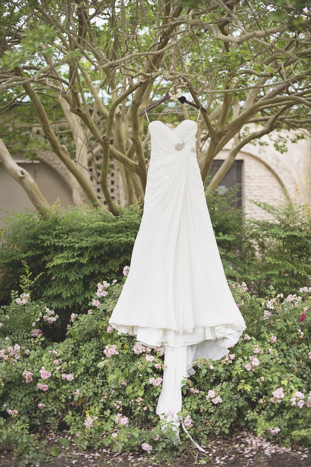 Mariners Museum Wedding | Newport News, Virginia | Wedding Dress
