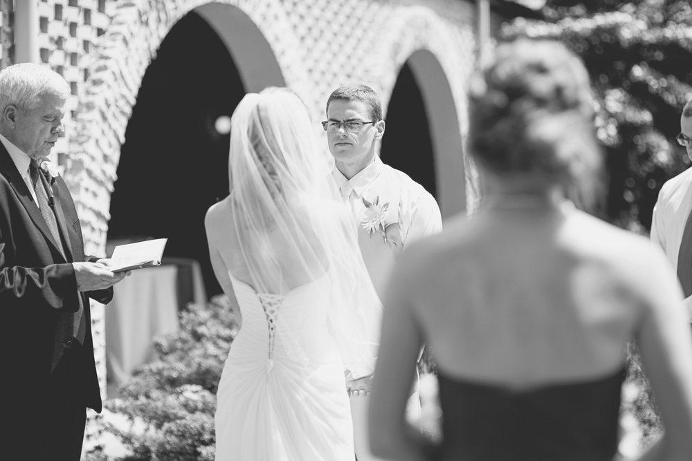 Mariners Museum Wedding | Newport News, Virginia |  Wedding ceremony