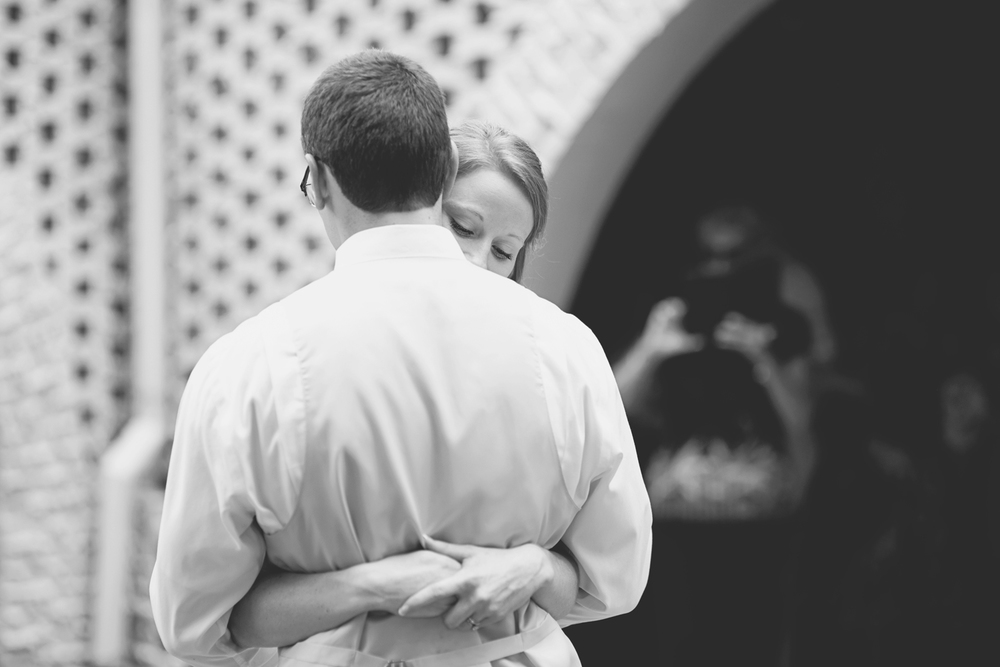 Mariners Museum Wedding | Newport News, Virginia |  Bride and groom first dance