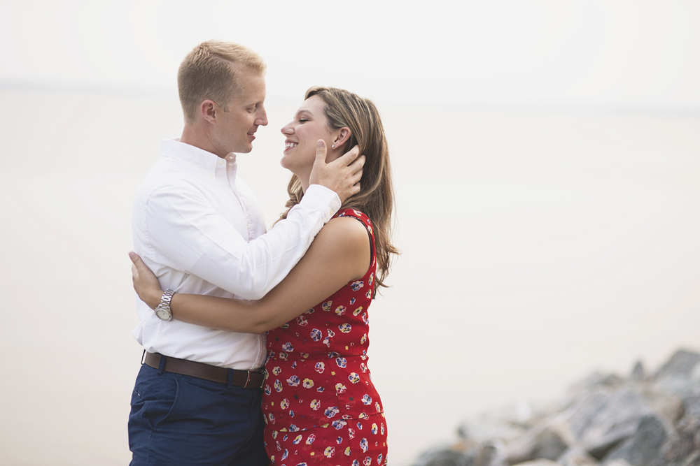 Lions Bridge Engagement Session | Newport News, Virginia Engagement Pictures