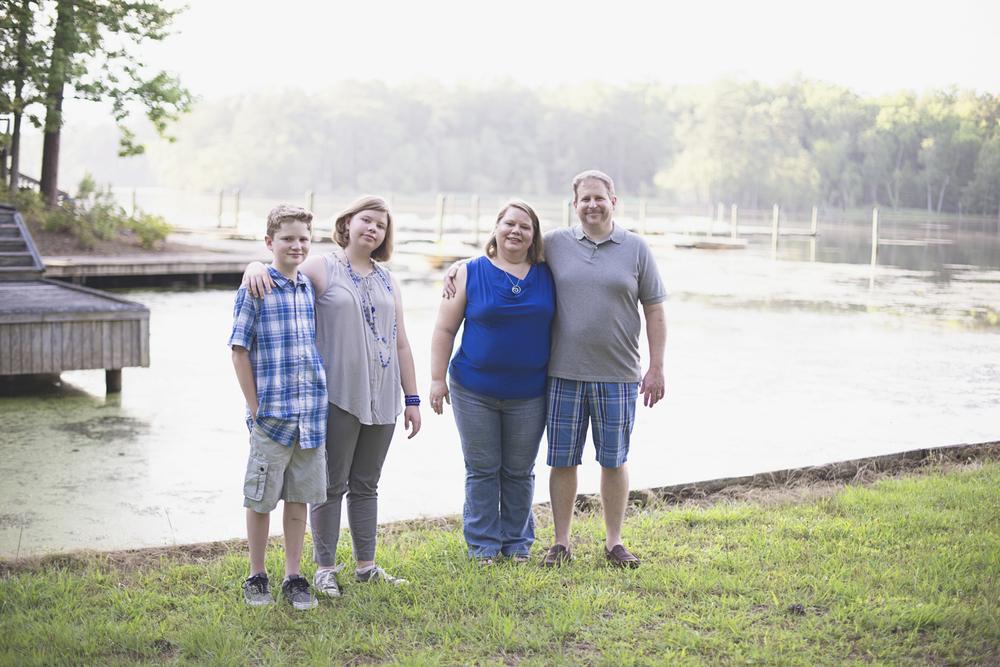 Newport News Park Family Photographer | Newport News, Virginia | The Roquemore Family