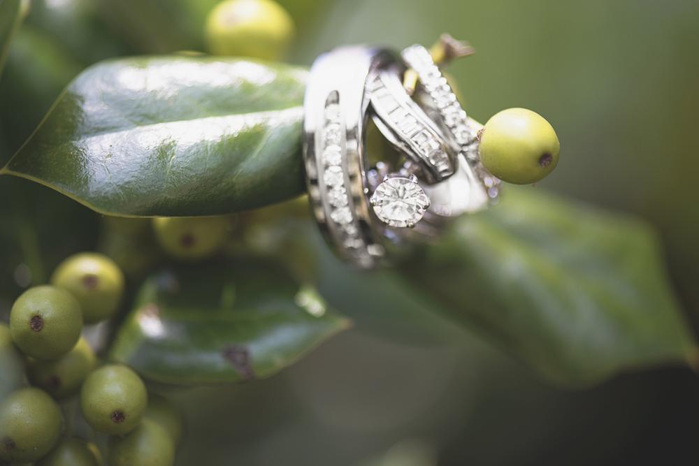 Magnolia House Inn Wedding | Hampton, Virginia Wedding | Wedding ring shot