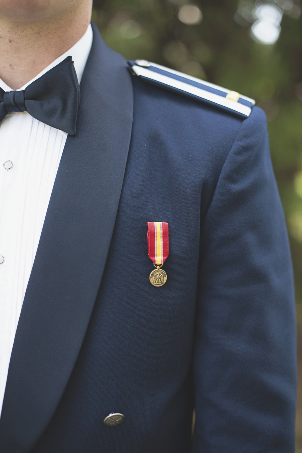 Langley Chapel Air Force Military Wedding | Hampton, Virginia | Groom pictures