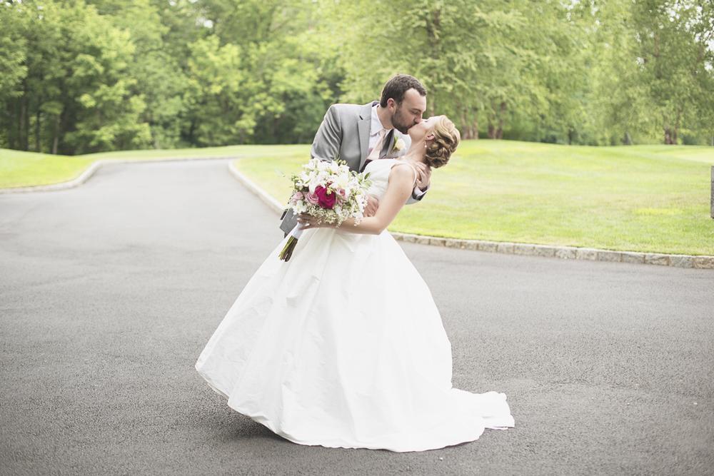 Trump National Golf Club Wedding | Washington, DC Wedding | Bride and groom portraits