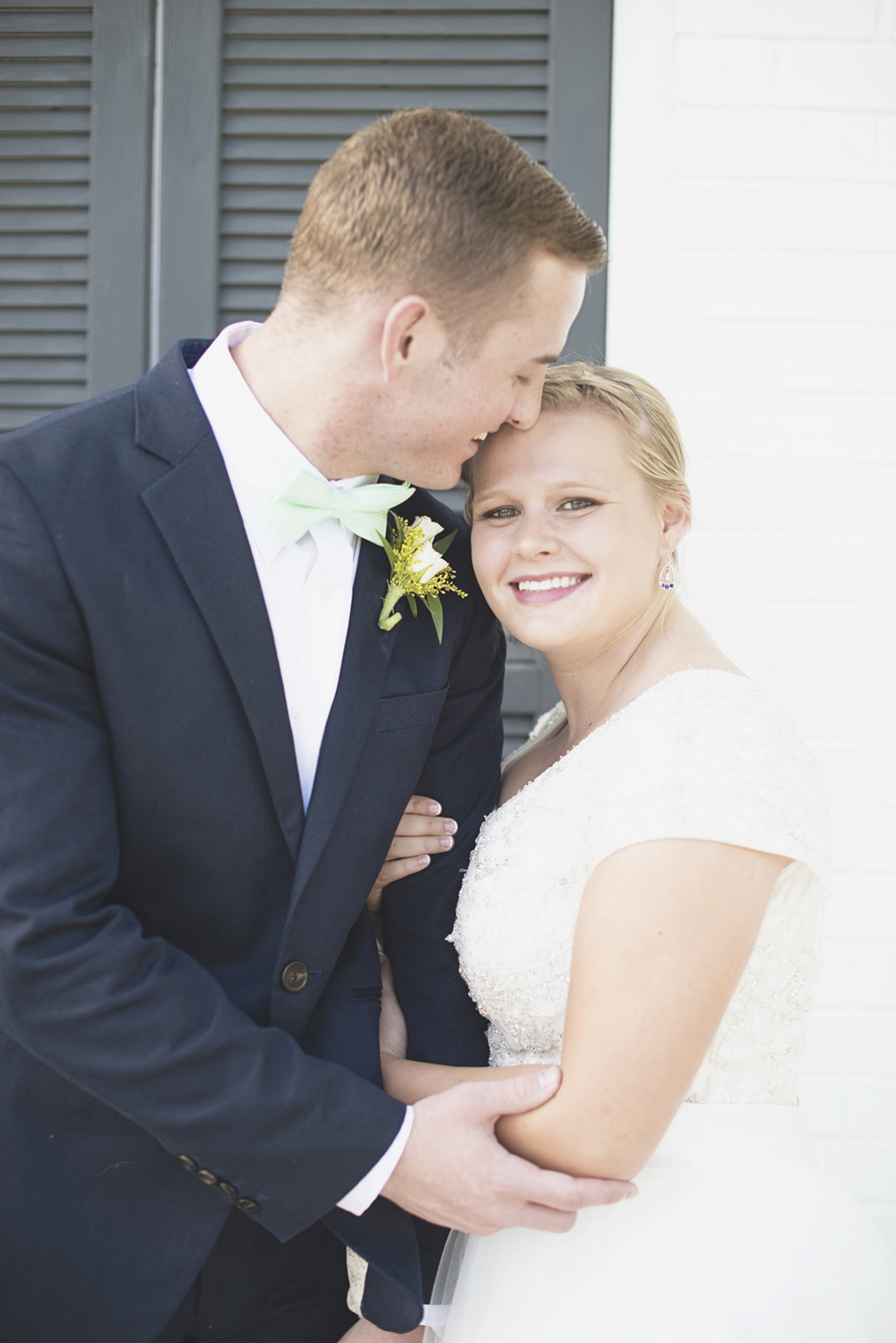 Confederate Hills Recreation Center Wedding | Richmond, Virginia Wedding | Bride and groom portraits