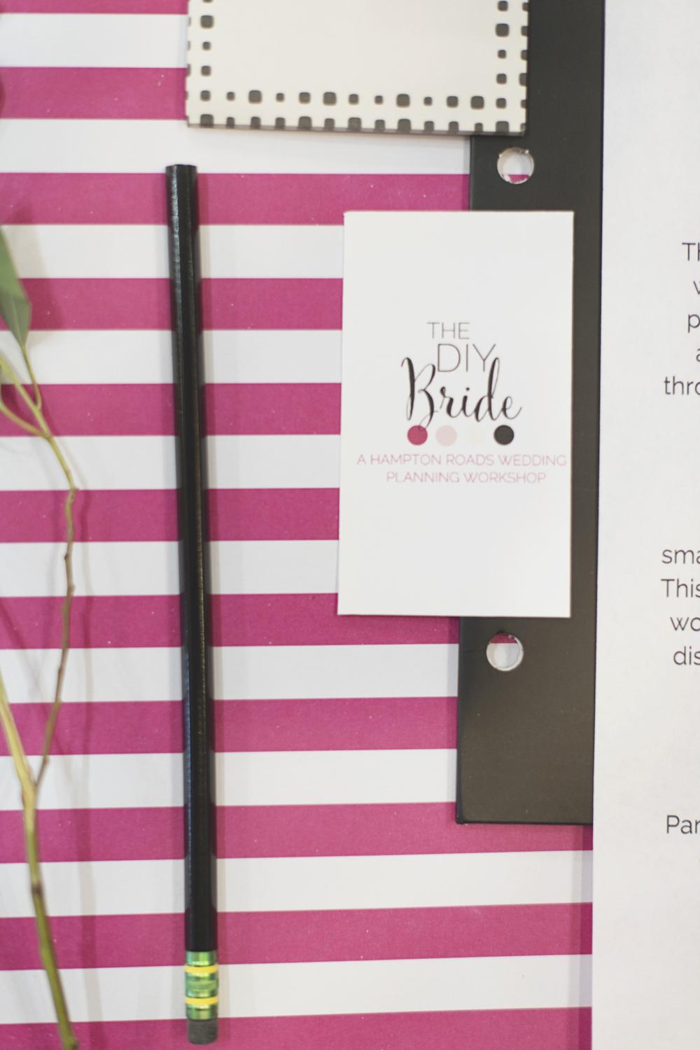 The DIY Bridal Network | Hampton Roads Wedding Workshop