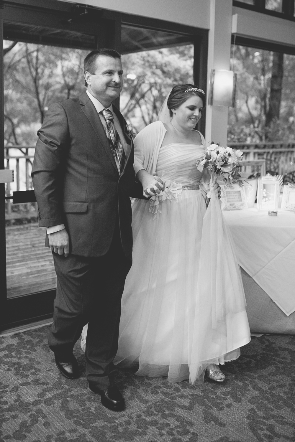 Lewis Ginter Botanic Garden Wedding | Richmond, Virginia, Wedding | Wedding ceremony