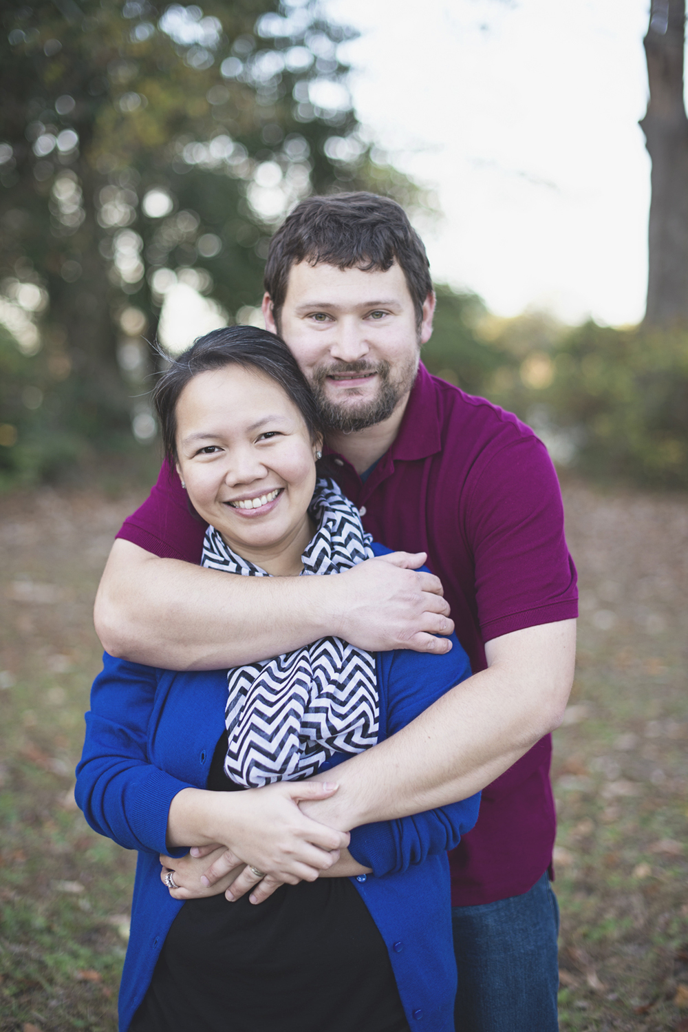 Suffolk, Virginia Family Photographer | Fall couples picture ideas
