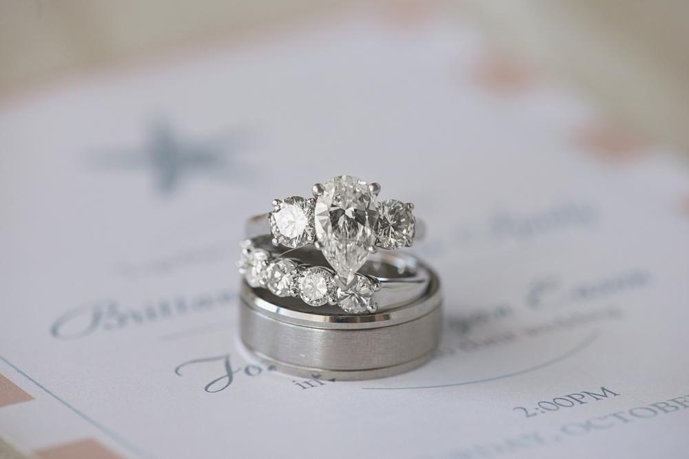 Hampton Roads Wedding Photographer | Best of 2015 Ring Shots