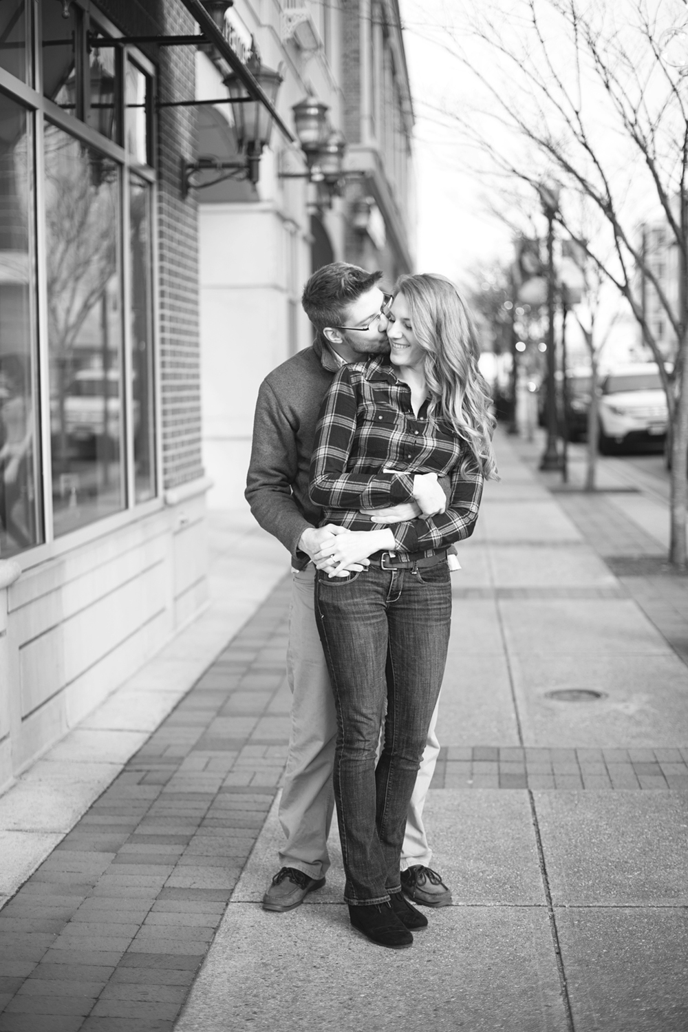 Christmas Time Virginia Beach Engagement Session