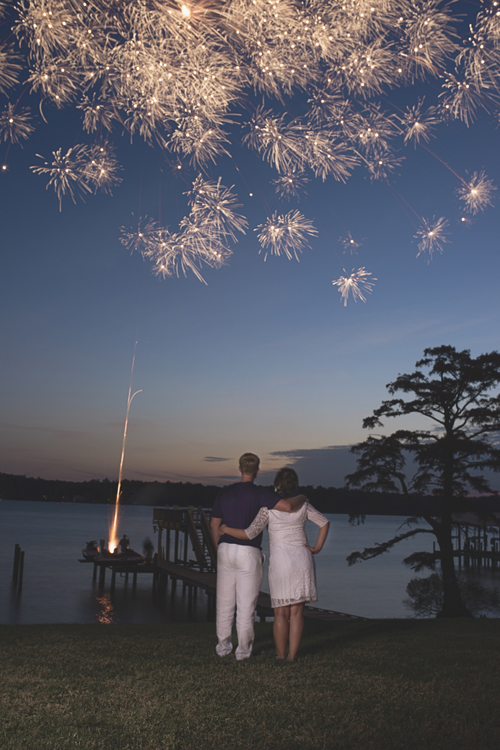 How to Photograph Wedding Fireworks | Business
