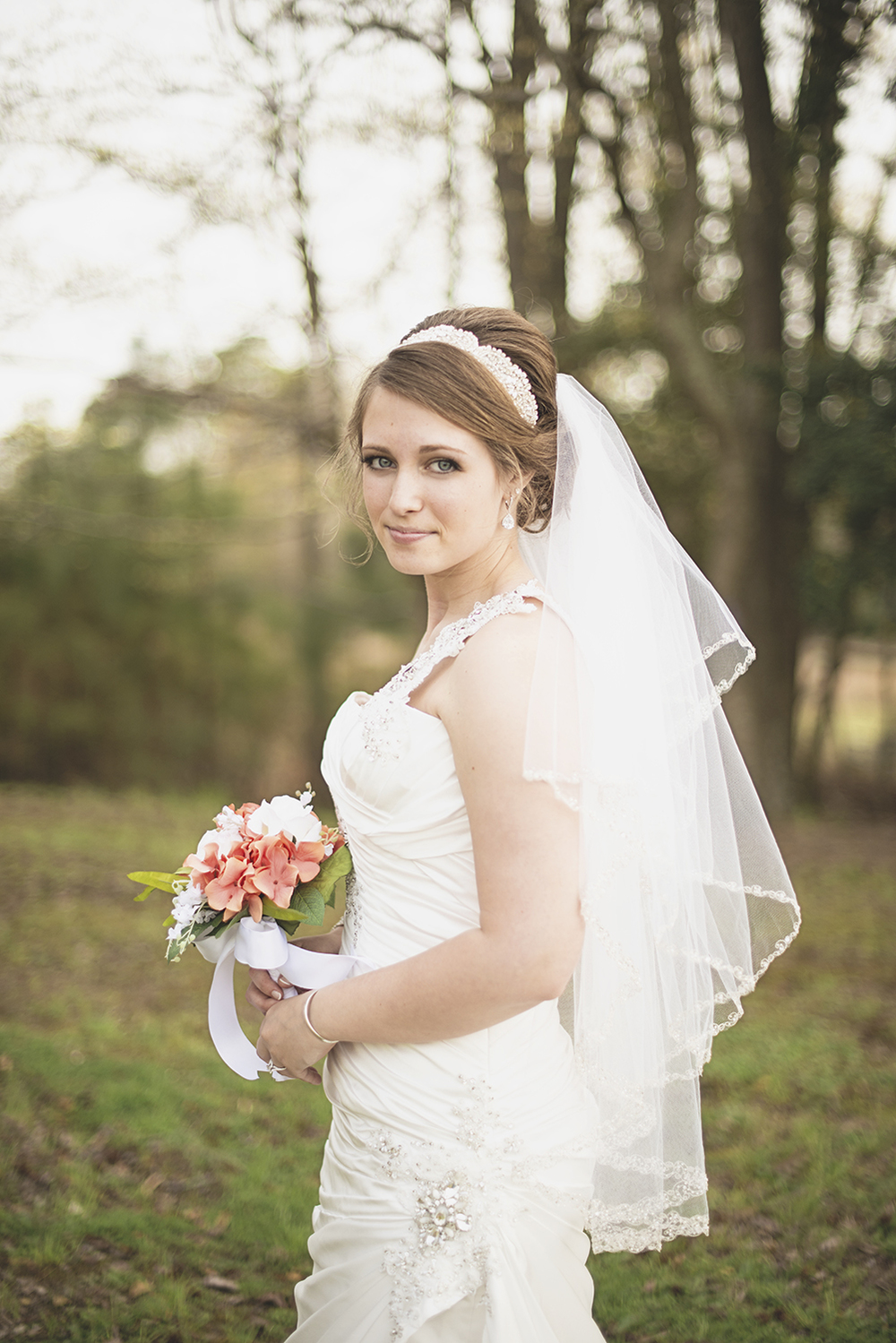 The Importance of Bridal Portraits
