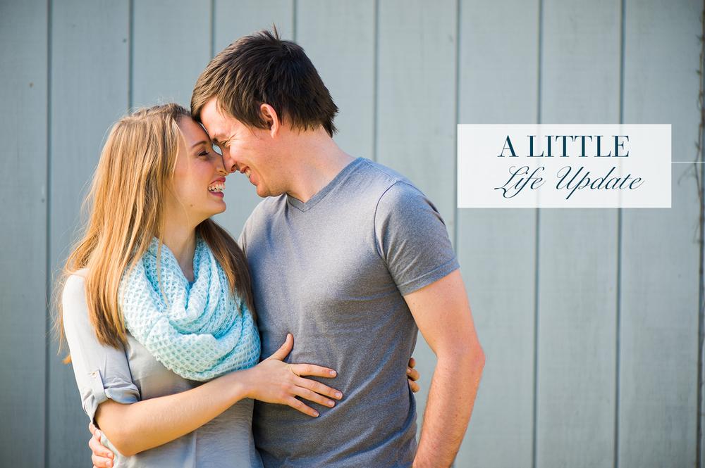 A Little Life Update | Monday Musings