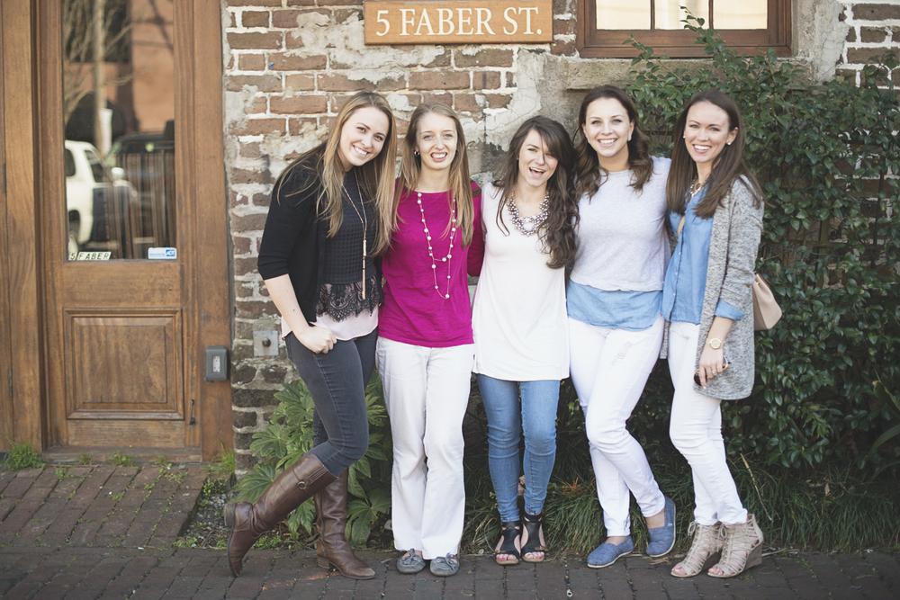 TuesdaysTogether Leaders Retreat | Charleston, South Carolina
