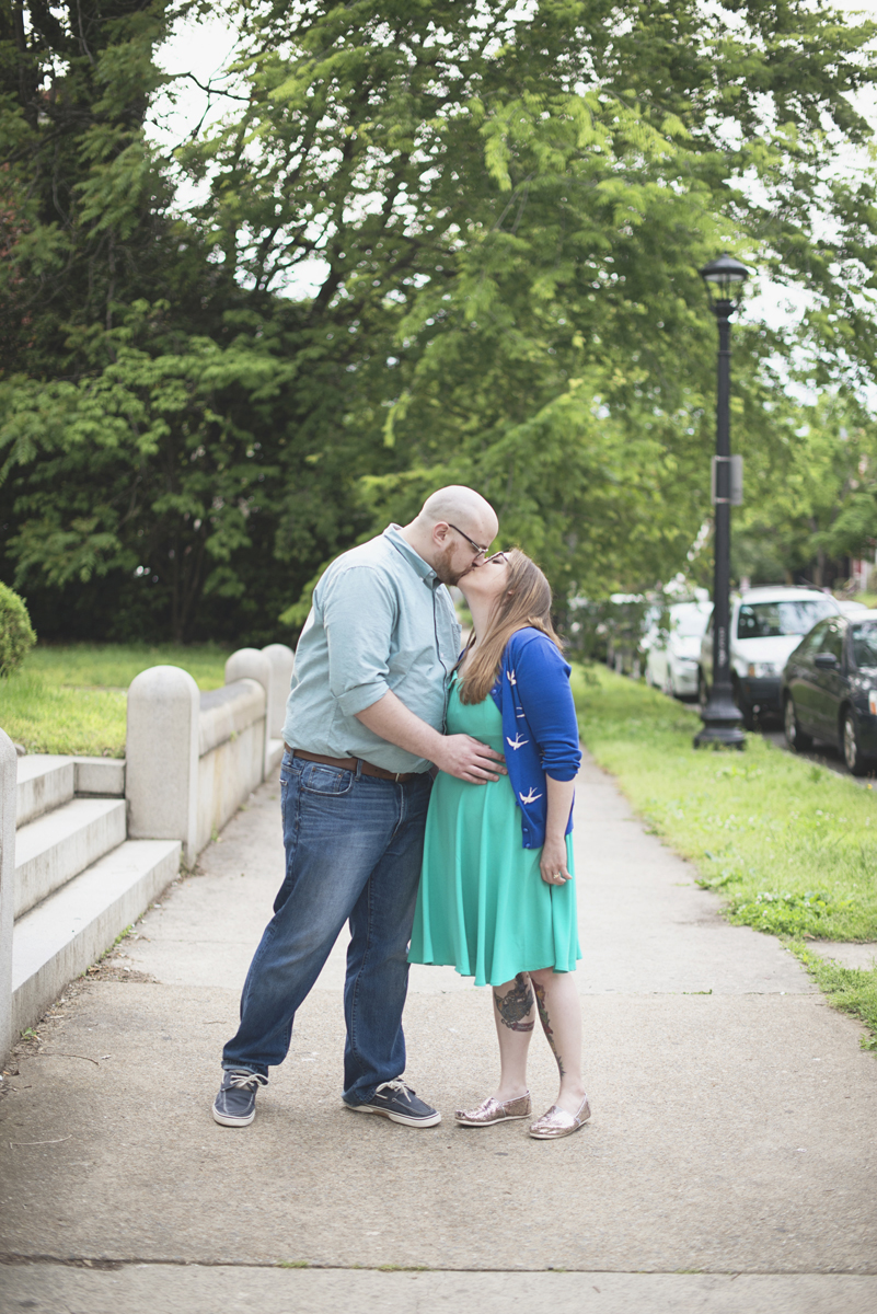 Downtown Urban Engagement Session | Richmond Engagement Session