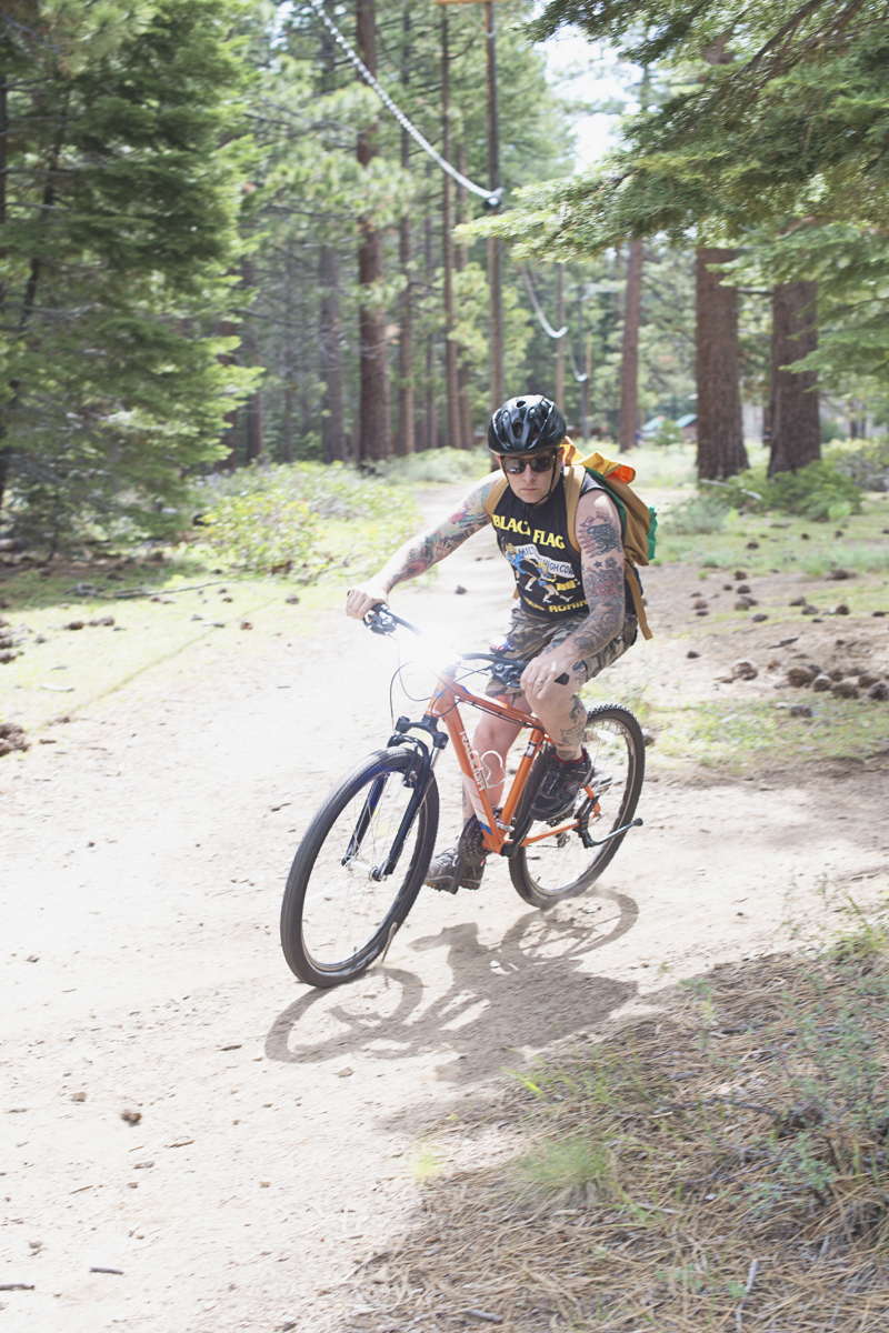 Designer Trek 2016 by Circles Co. | South Lake Tahoe, California