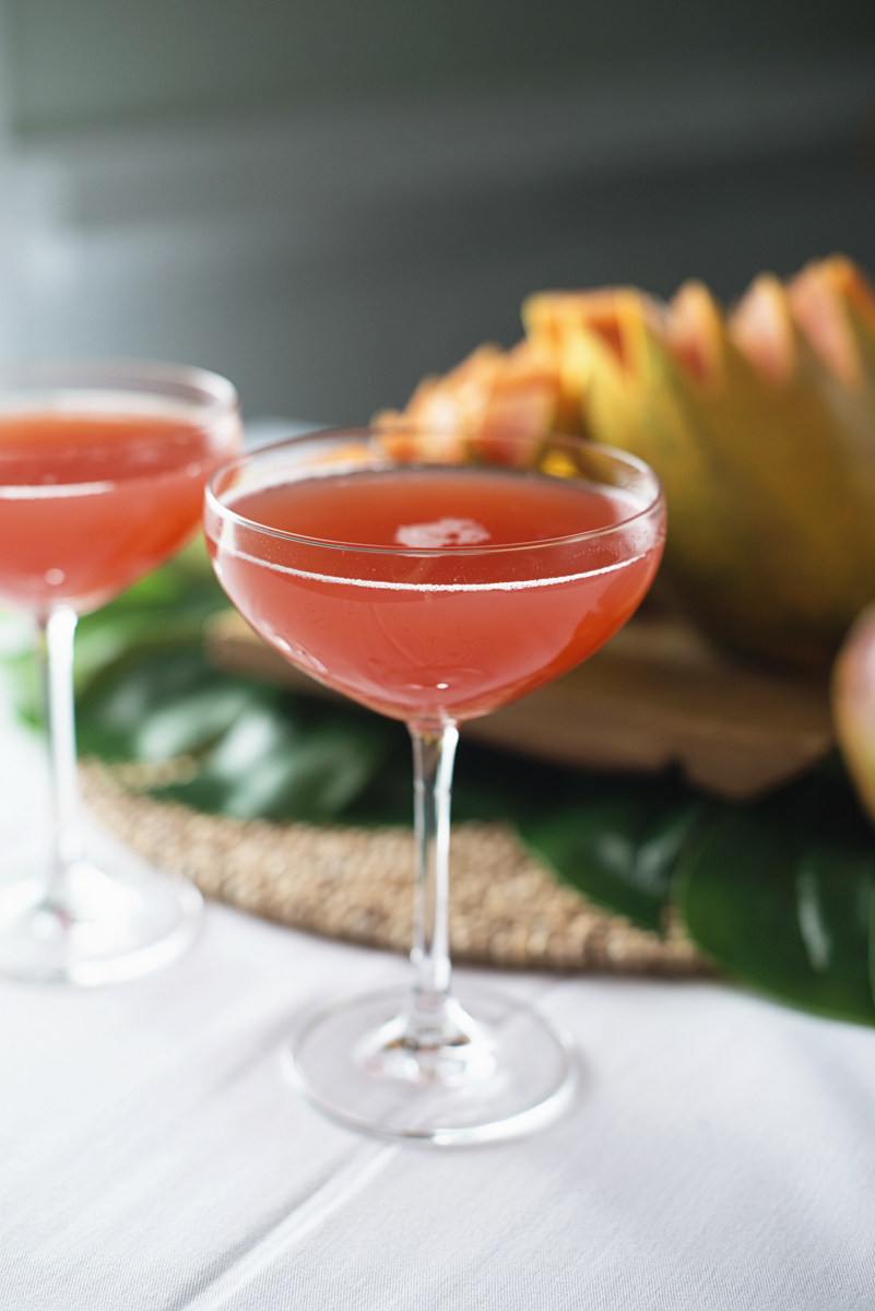 2016 Rio Olympics Styled Shoot | Brazilian cocktails