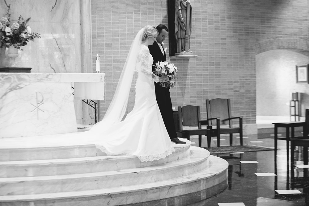 Five Tips for Church Weddings