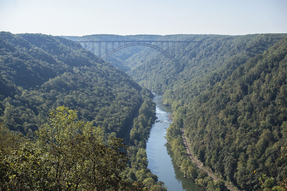 Adventures on the Gorge, West Virginia