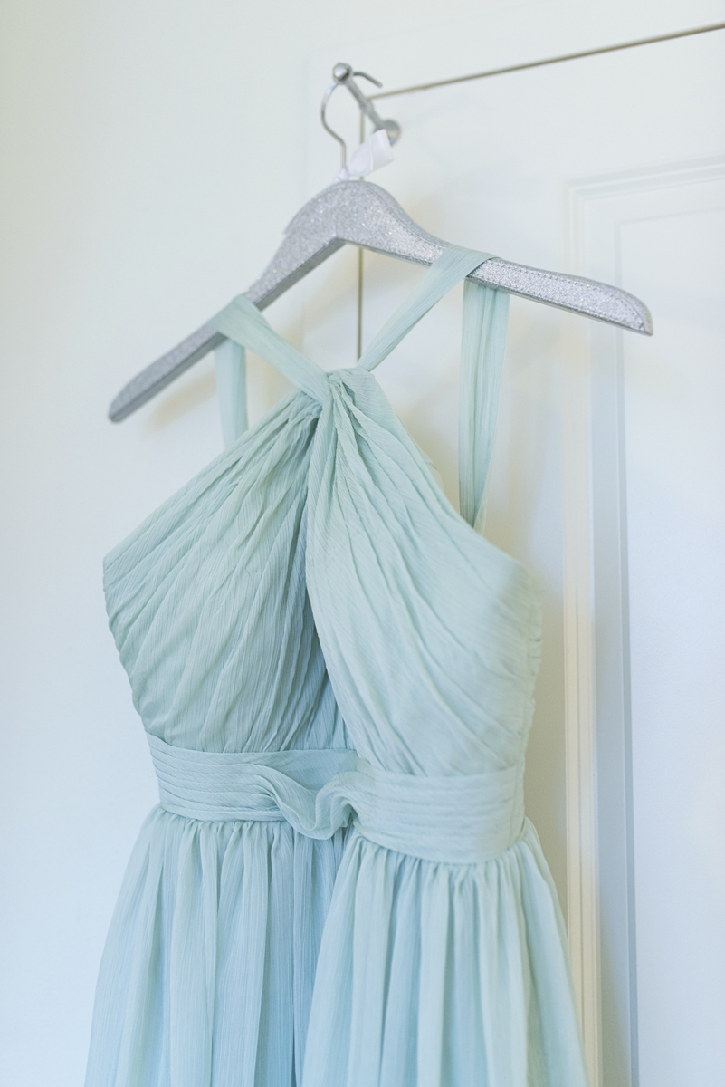 Teal and White Fall wedding | Richmond Virginia Wedding | Teal bridesmaid dress