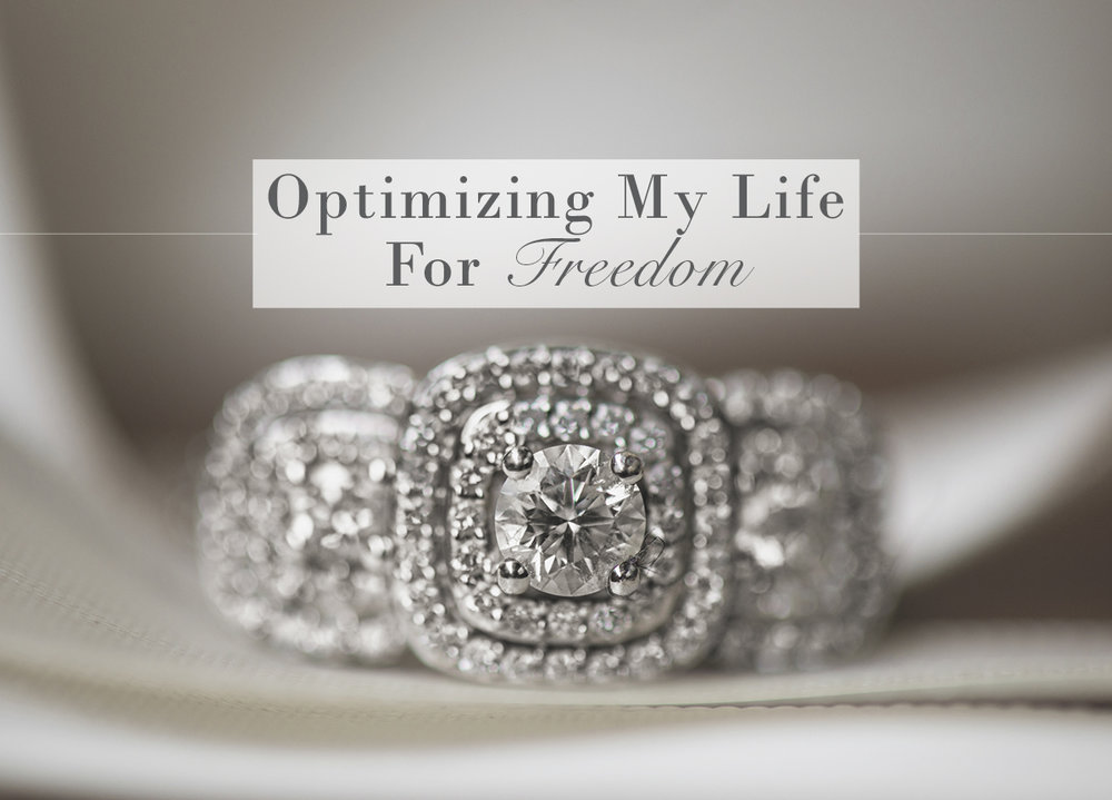 Optimizing My Life for Freedom | Monday Musings