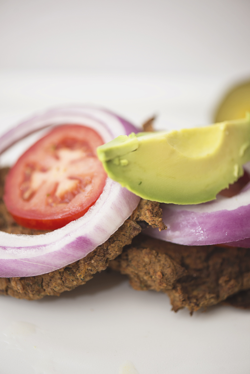 Food Friday: Oh Em Gee Veggie Burger from Oh She Glows
