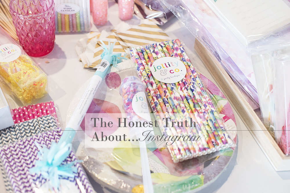 The Honest Truth About Instagram | Monday Musings