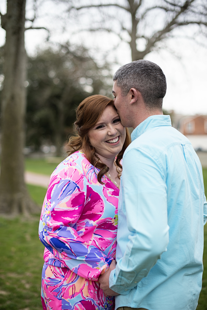 Spring Colonial Williamsburg Engagement Session | Williamsburg Wedding Photographer
