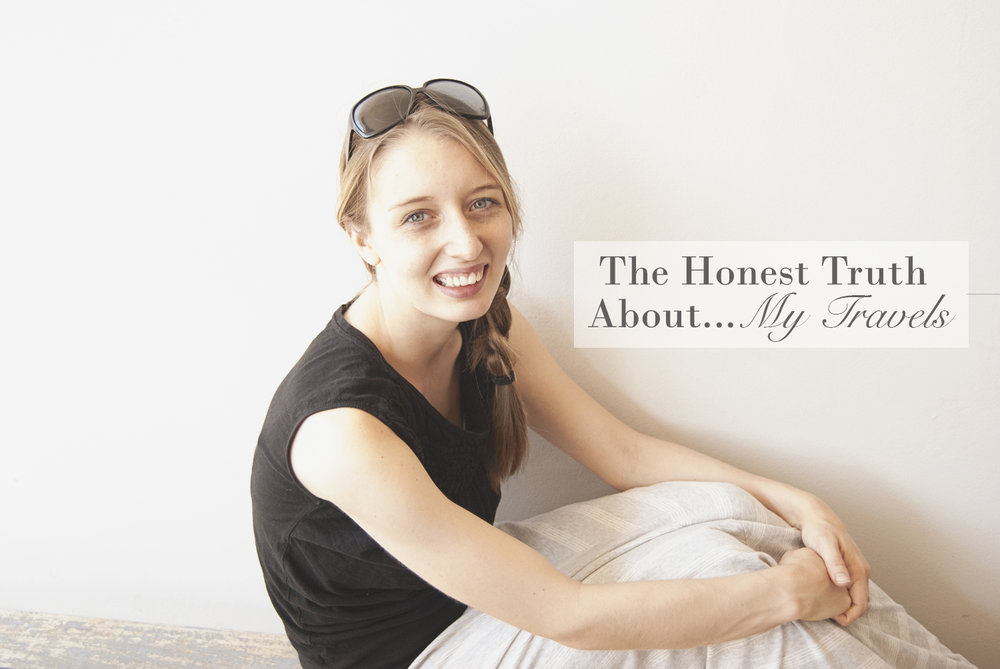 The Honest Truth about...My Travels | Monday Musings