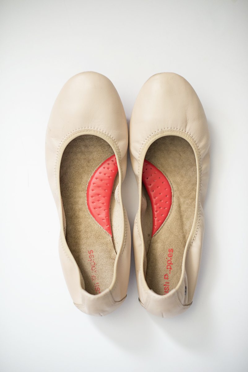 Hush Puppies Chaste Ballet Flats