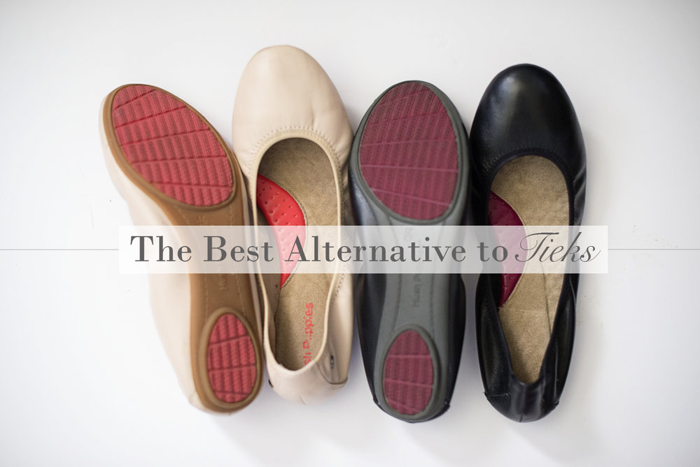 The Best Alternative to Tieks for Wedding Professionals