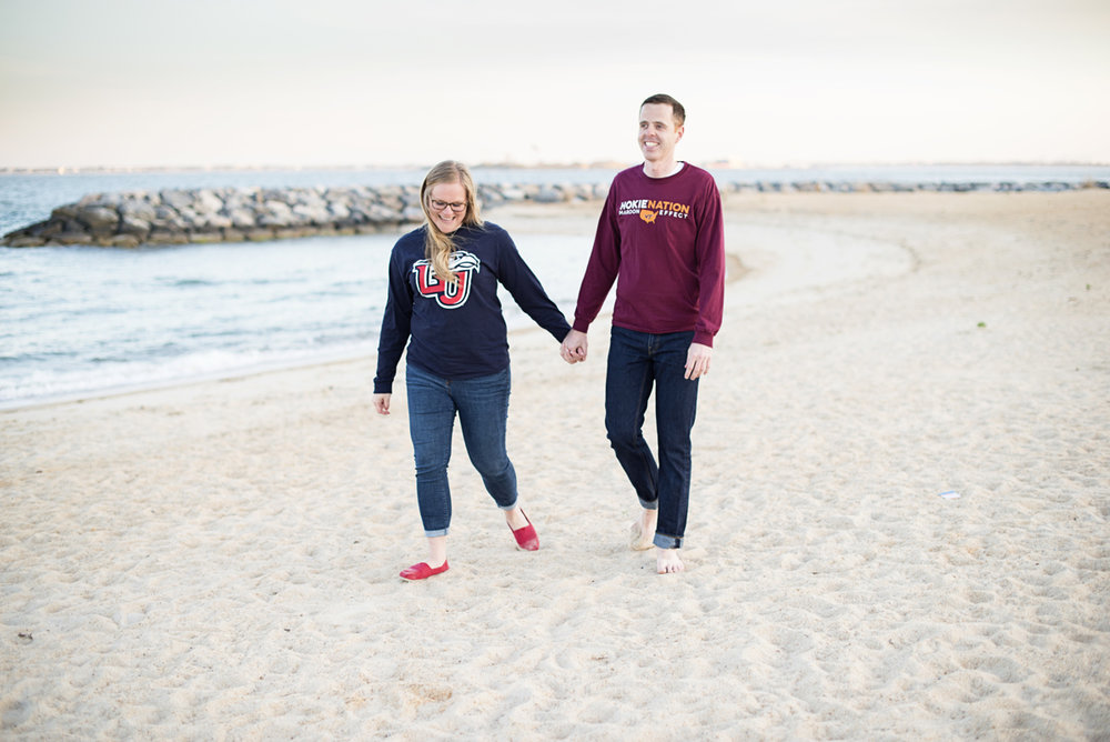 College Engagement Session Outfit Ideas
