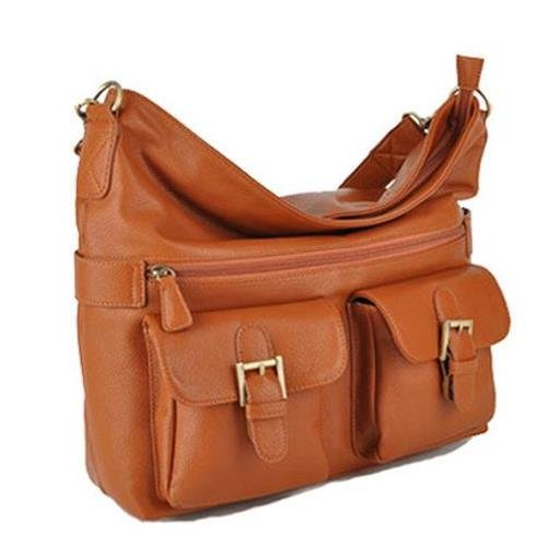 Jo Totes Gracie Camera Bag With adjustable inserts and a comfortable shoulder strap PLUS a really cute look, this is always on me during a wedding day.