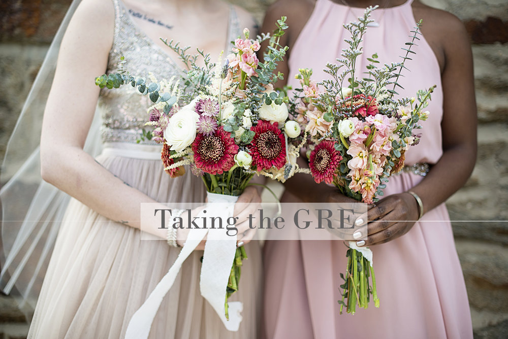 Taking the GRE | Monday Musings