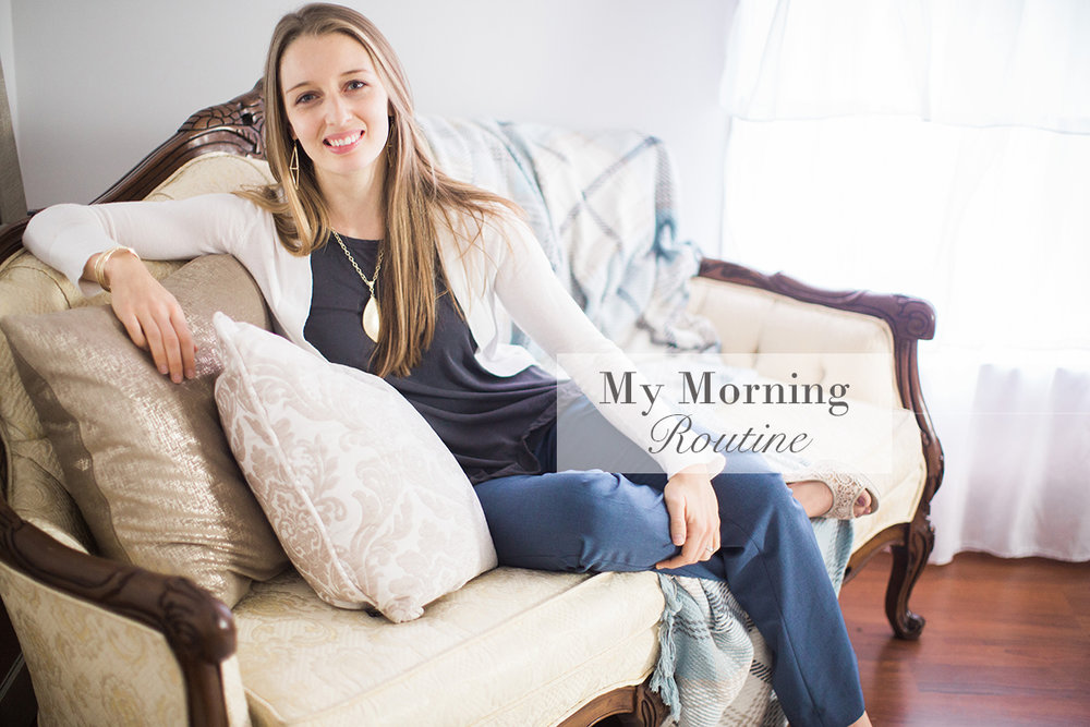 My Morning Routine | Monday Musings