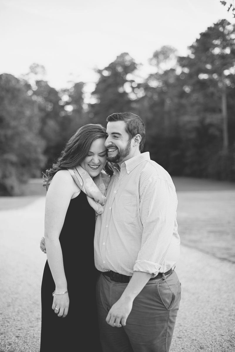 Colonial Williamsburg Spring Engagement Session with Yorkipoo