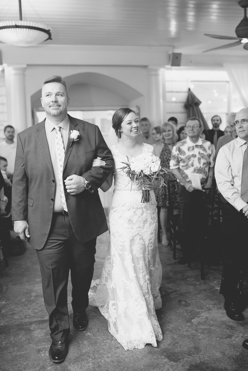 Plantation on Sunnybrook Roanoke Wedding | Wedding Ceremony