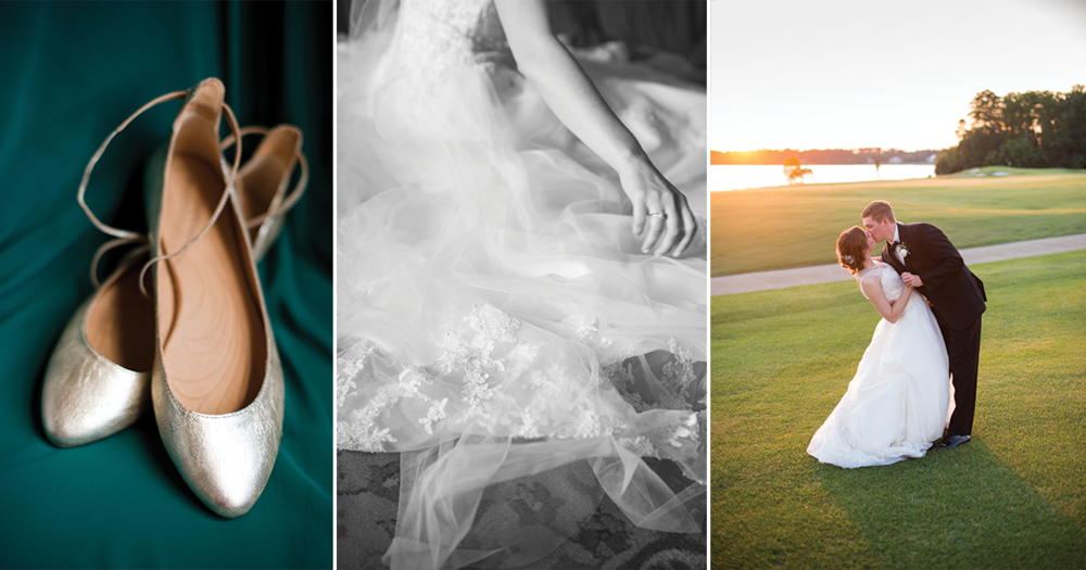 Two Rivers Country Club Wedding