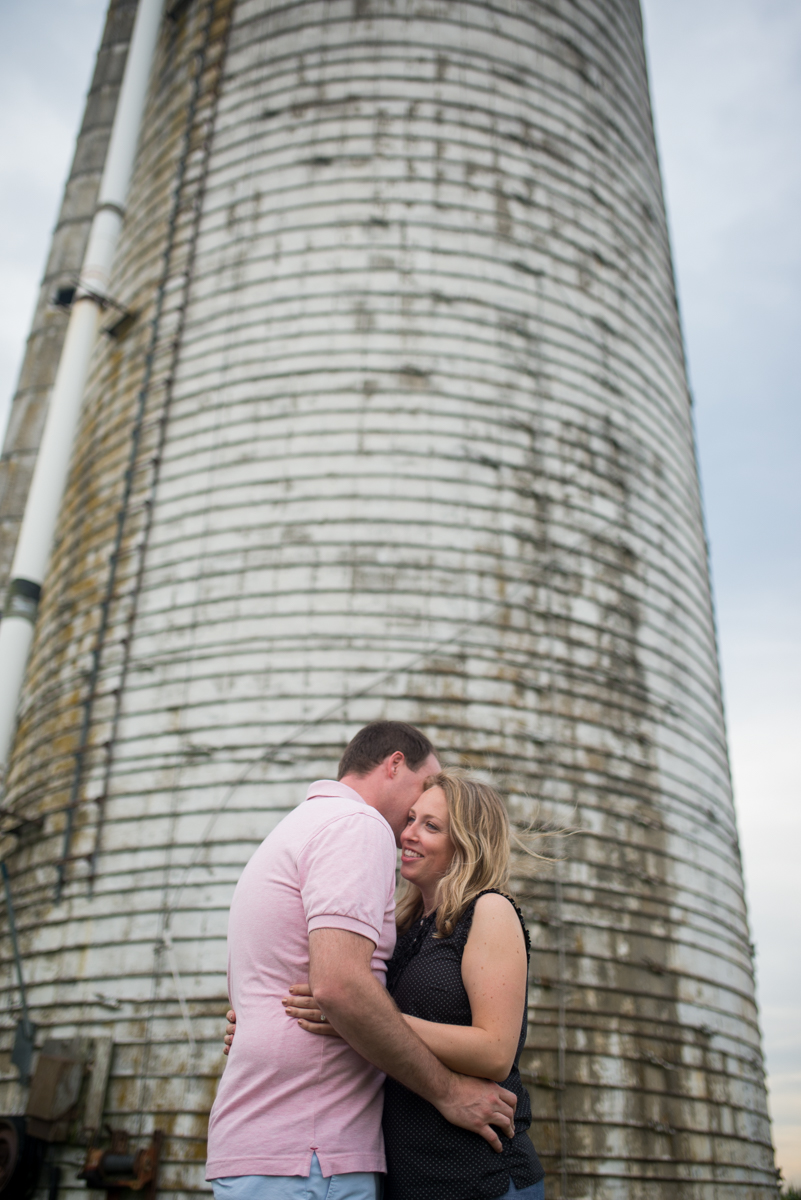 Elegant Southern Mansion Summer Engagement Session