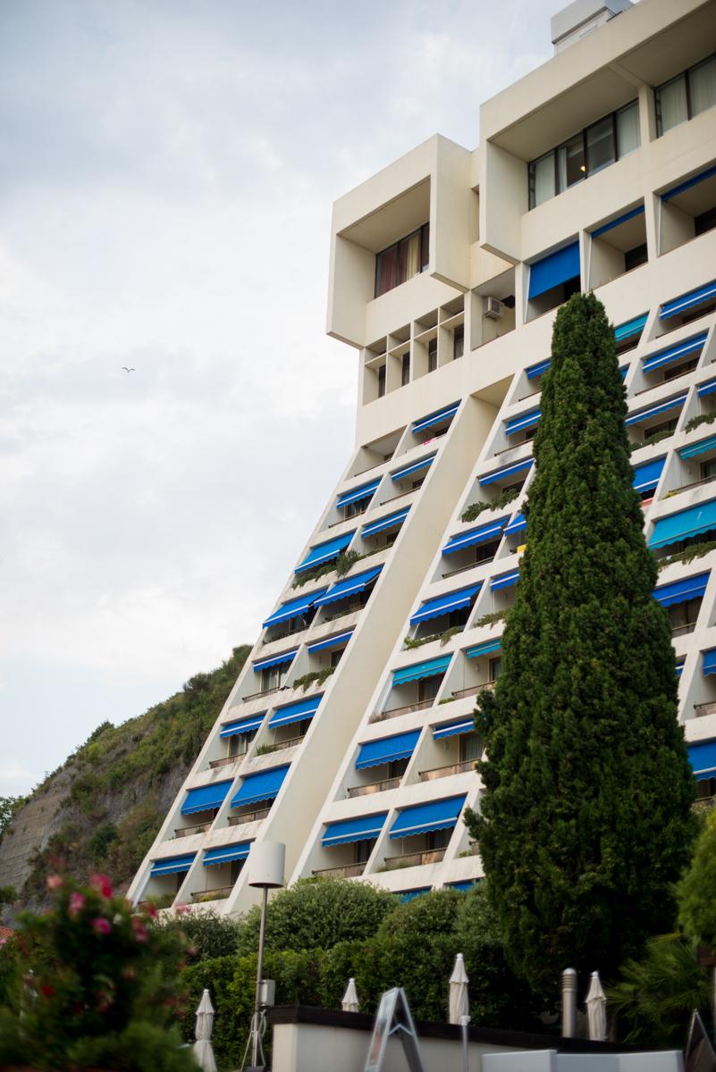 Grand Bernadin Hotel in Portoroz, Slovenia