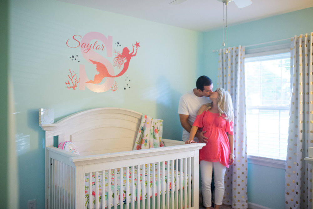 In-Home Lifestyle Maternity Session