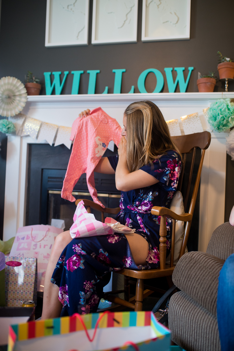 Celebrating Willow's Baby Sprinkle | Personal