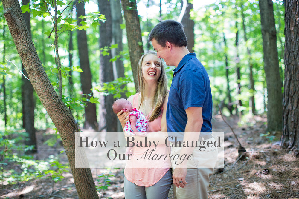 How a Baby Changed Our Marriage | Monday Musings