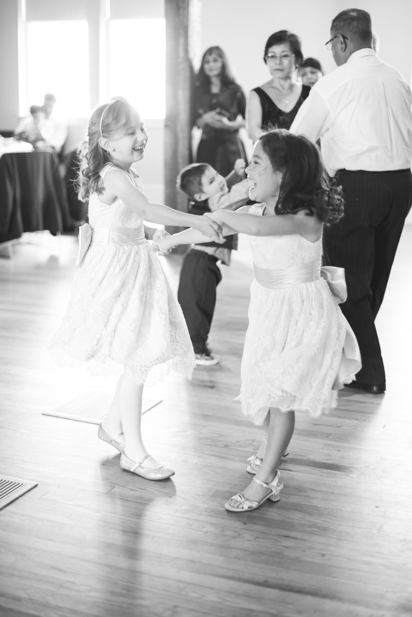 Marsala and White Estate Wedding | Wedding Reception Dancing