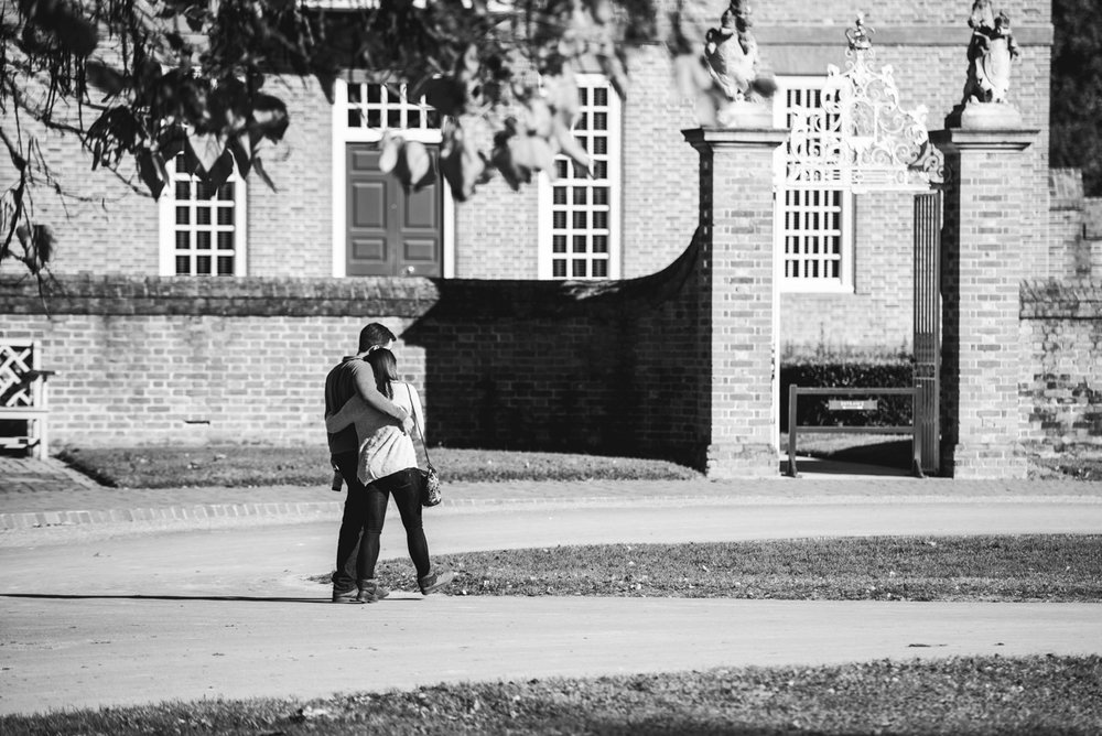 Colonial Williamsburg Fall Proposal