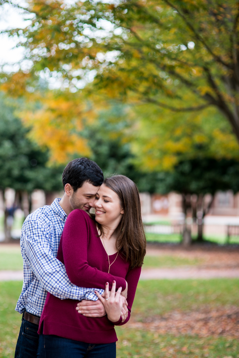 Richmond Fall Engagement Session